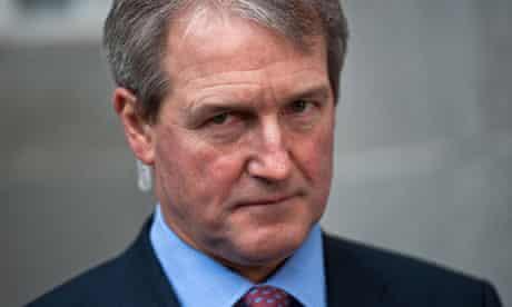 British Secretary of State for the Depar