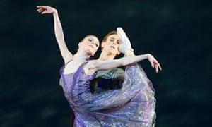 lamb watson 24 preludes royal ballet