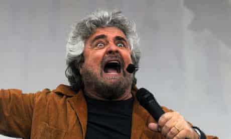 General election in Italy:   Rome of   Beppe Grillo