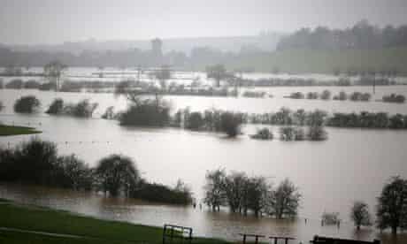 Second wettest year on record