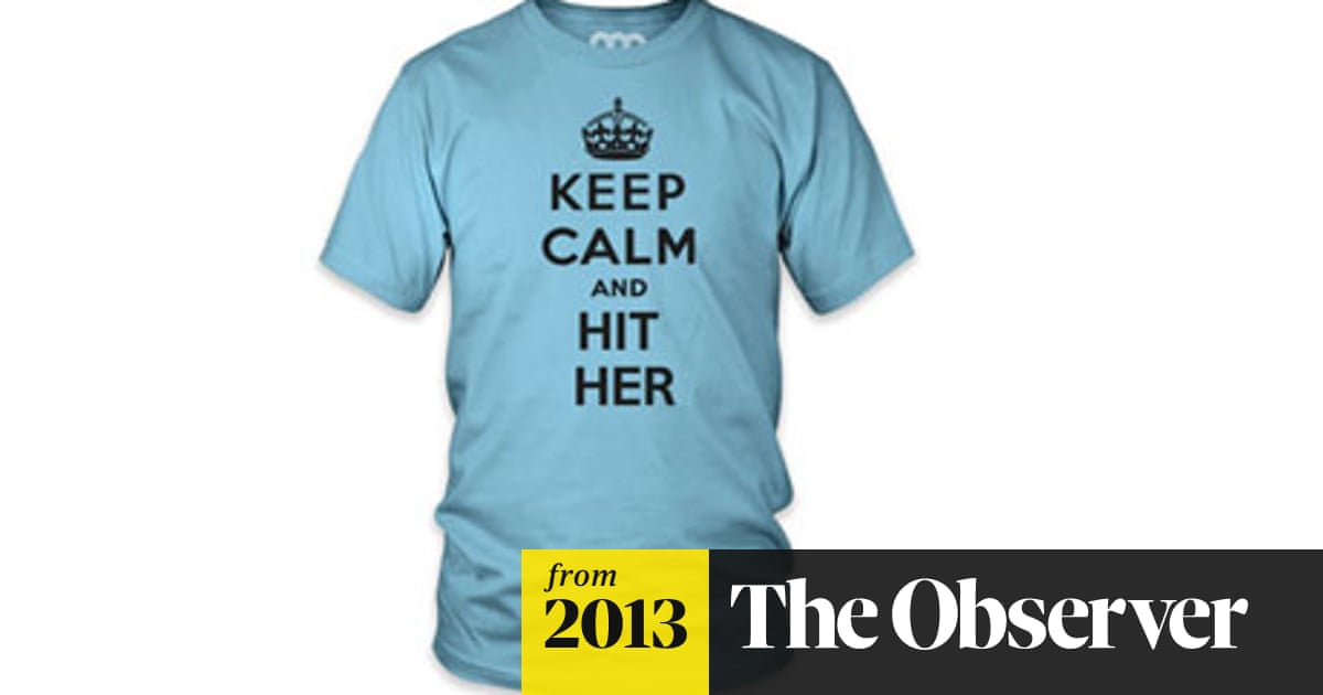 86367539833a Amazon acts to halt sales of 'Keep Calm and Rape' T-shirts ...