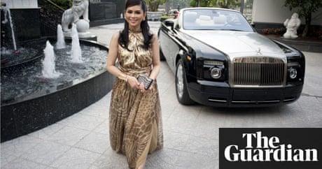 From war babies to billionaires: Vietnam's wealthiest women