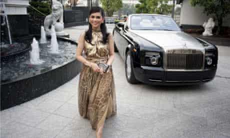 Vietnam's wealthiest women: Thuy Tien