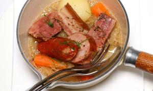 Brasserie Chavot, choucroute garnie