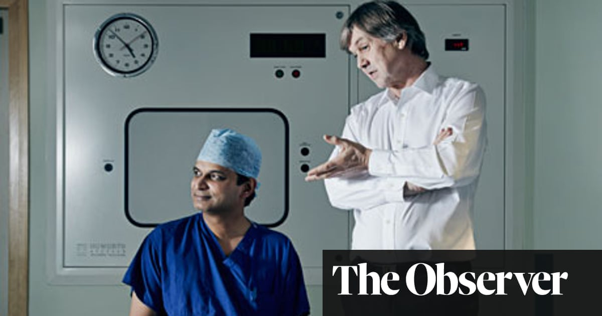 427dd544590 Surviving prostate cancer: a prostate surgeon's story | Society ...