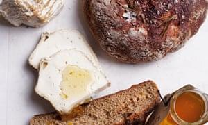 Nigel slater Rosemary and Honey Bread