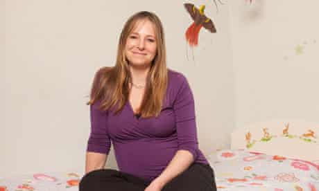 Alice Roberts at home