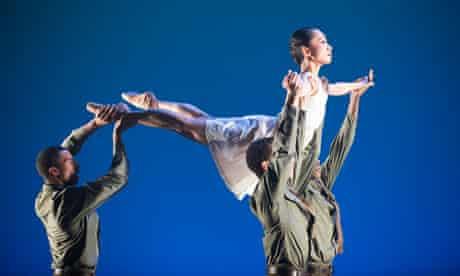 ballet black war letters