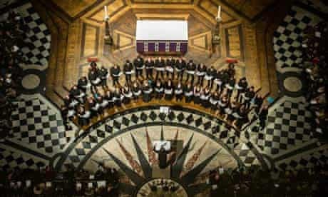 tallis scholars at 40 st paul's cathedral