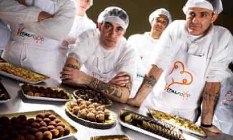 Chocolate factory Inside an Italian Prison