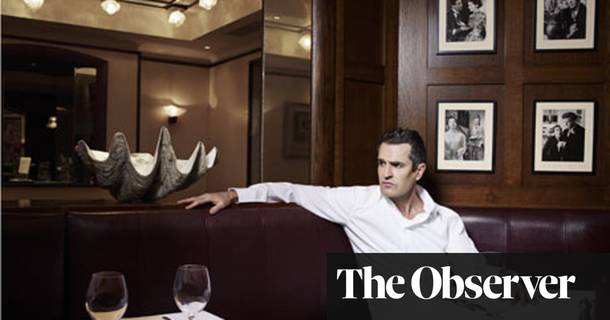 Rupert Everett: 'Sex is over  I'm not motivated by it any more
