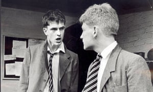 Rupert Everett and Kenneth Branagh in Another Country
