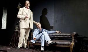 'The Judas Kiss' play at the Hampstead Theatre, London, Britain - 11 Sep 2012