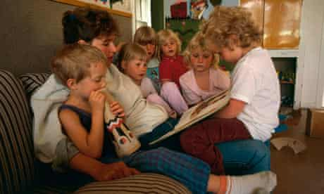 Shildcare in Sweden