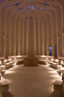 bishop edward king chapel interior