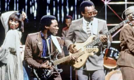 Nile Rodgers and Bernard Edwards