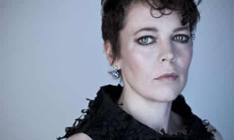 Portrait of actor Olivia Colman
