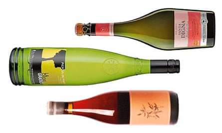 Three wines with a light touch