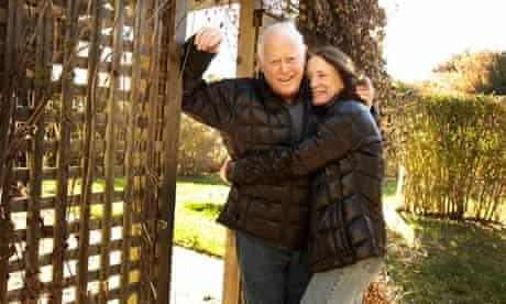James Salter and Kay Eldredge