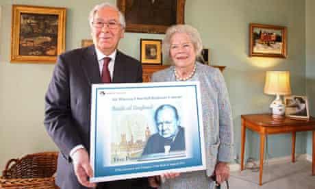 Churchill £5 note
