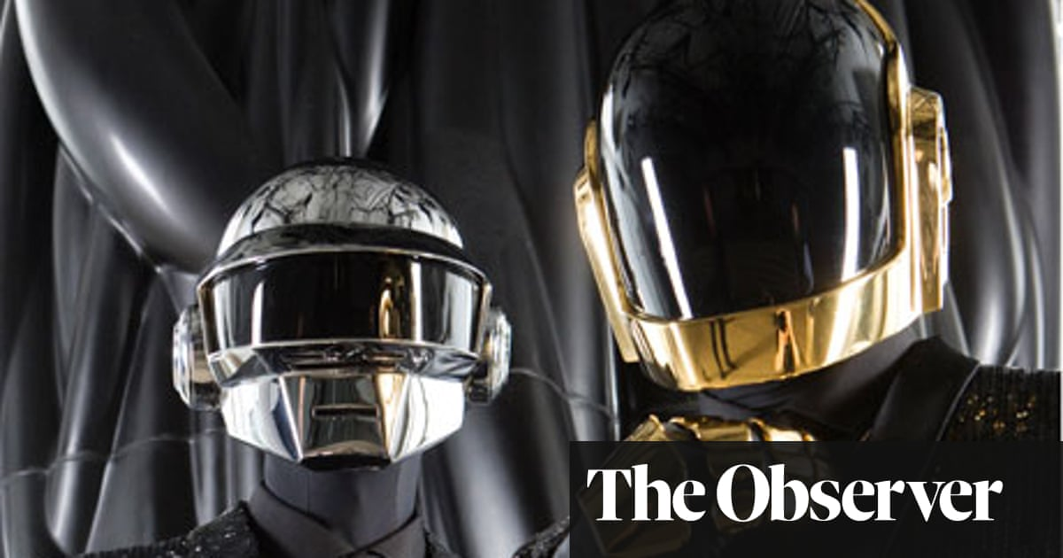 Daft Punk: the midas touch | Music | The Guardian