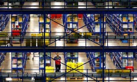 Amazon warehouse, Cohen