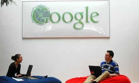 Google office, Eric Schmidt