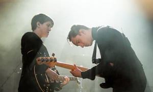 The XX Performs In Berlin
