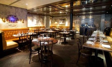 the social eating house restaurant