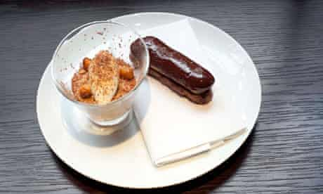 chocolate eclair, the social eating house