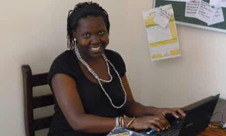 Beatrice Lamwaka, Ugandan author