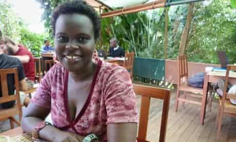 Ugandan poet Beverley Nambozo Nsengiyunva