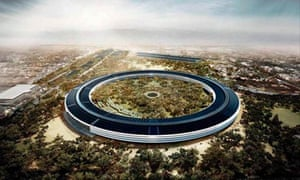New Apple HQ