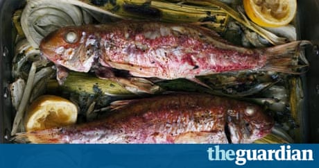 Nigel slater 39 s fish recipes life and style the guardian for Mullet fish recipe
