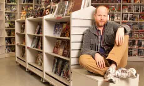 Joss Whedon at Forbidden Planet, London