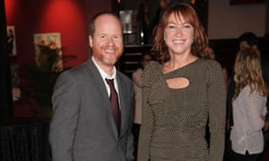 Joss Whedon and his wife Kai Cole