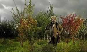 Felix Dennis in The Forest of Dennis