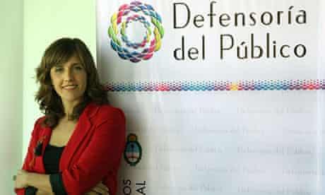 Cristina Ottoviano, Argentina's news ombudsman