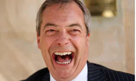 (UKIP) leader Nigel Farage