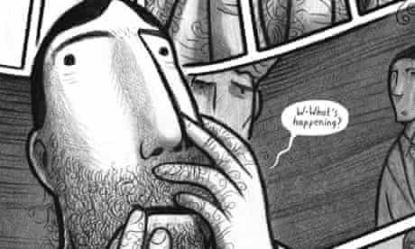 The Gigantic Beard That Was Evil, graphic novel