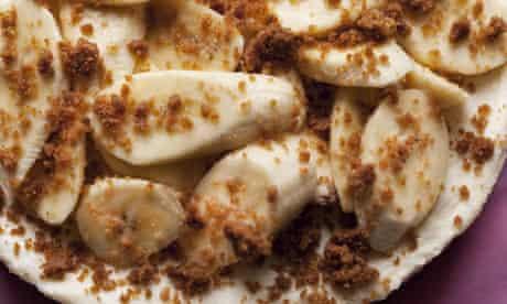 Nigel Banana Cheesecake