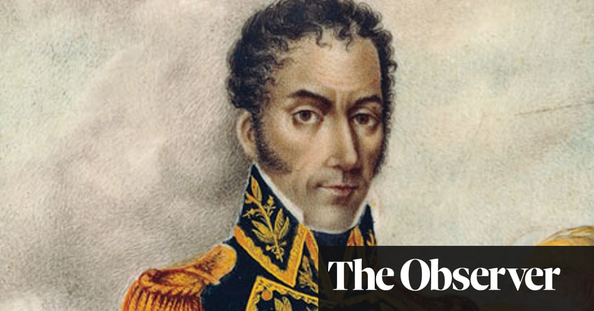 Bolivar By Marie Arana Review Biography Books The Guardian