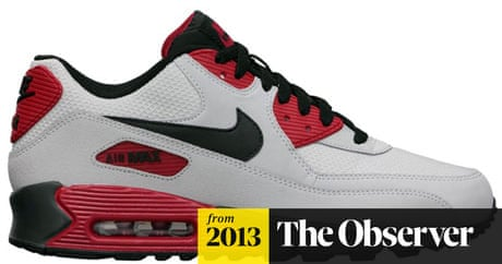 reputable site a9b7a 2f6ed Air Max flies again as fashion steps back to Nike s classic shoe of the 90s    Fashion   The Guardian