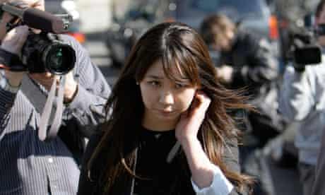 Rachel Lee, ringleader of the Bling Ring