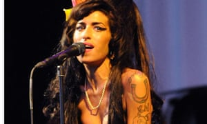 Amy at Glastonbury Festival 2008 Day 2