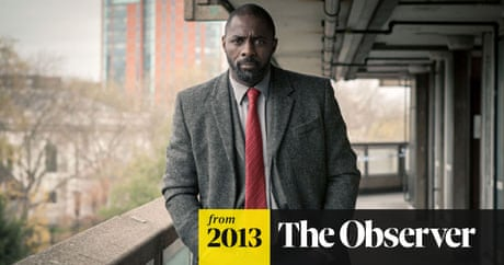 Luther's back… and this time he's on the wrong side of the law