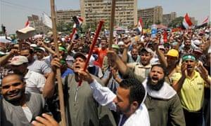 Egypt protest 2013 Mohamed Morsi supporters