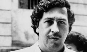 drug lord Pablo Escobar