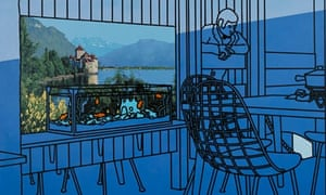 Patrick Caulfield Gary Hume Review Art And Design