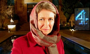 Lindsey Hilsum in Iran